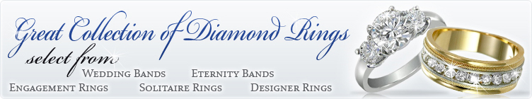 Great Collection of Diamond Rings